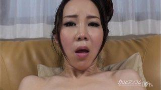 【カリビアンコム】マンコ図鑑 黒羽みり